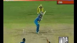 Yuvraj Singh's Explosive Comeback Helps Team India Win against Australia