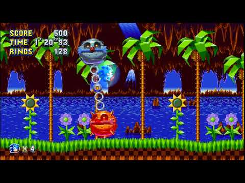 Sonic Mania: 10 Mods You Need to Try Out | Heavy com