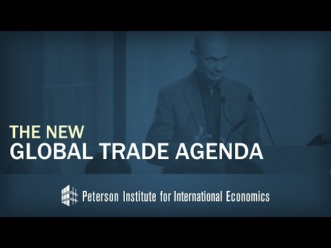 Pascal Lamy: The New Global Trade Agenda