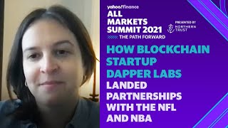 How blockchain startup Dapper Labs landed partnerships with the NFL and NBA