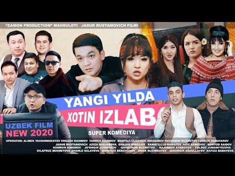 YANGI YILDA YANGI XOTIN IZLAB - SUPER KOMEDYA (ZAMON PRODUCTION)