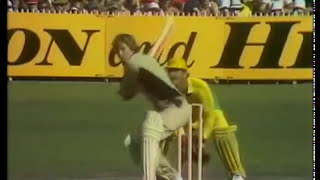 CRICKET HISTORY!!! Disgraceful underarm bowl. NZ v AU 1981