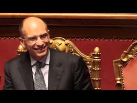 Italian PM Enrico Letta to tender resignation on Friday - 15 February 2014