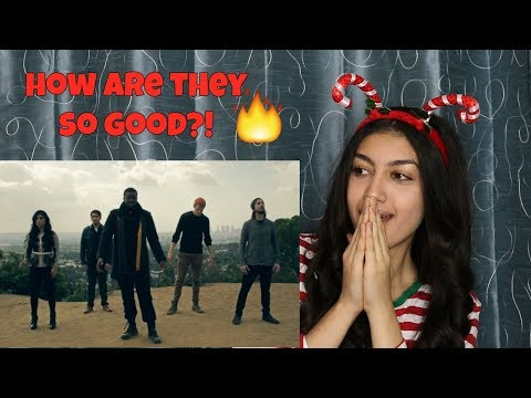 [Official Video] Little Drummer Boy - Pentatonix | REACTION