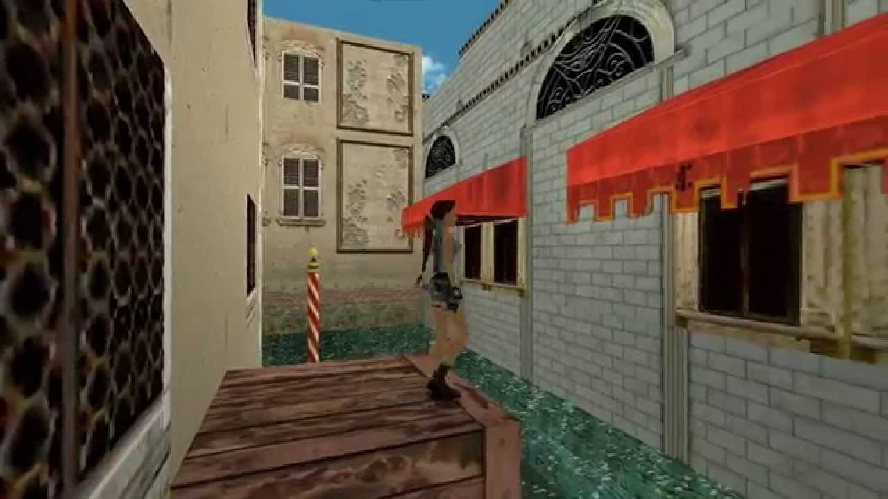 Tomb Raider 2 - Venice Ios Hd Texture Mod Pc Version -8425