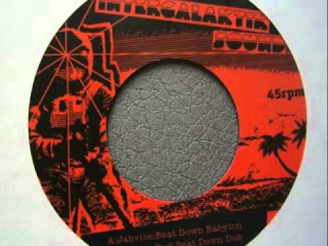 Jah Vice - Beat Down Babylon + Dub (Integalaktik Sound)