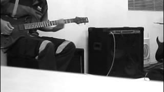 Exist - Mencari Alasan Solo Guitar