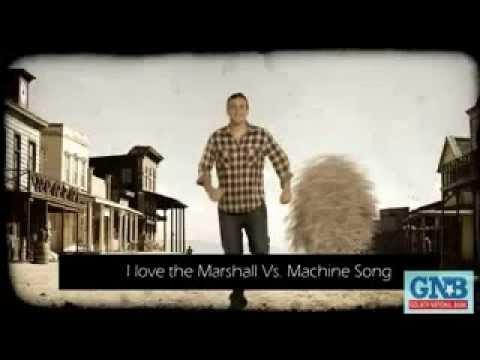 Marshall Vs The Machines