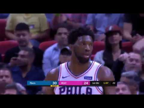 Philadelphia 76ers vs Miami Heat | November 12, 2018