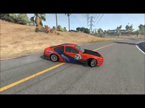 Gas cars VS Electric cars | BeamNG.drive parody