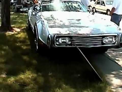 Joe Mannix Television Car