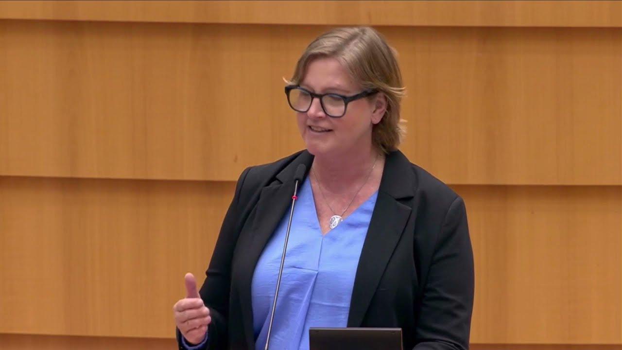 Karin Karlsbro 27 April 2021 plenary speech on EU UK negotiations