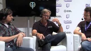 Skyforge на выставке Gamescom 2014  перевод субтитры русские