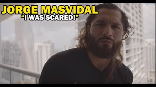 "Jorge Masvidal Breaks Down The Most Feared Opponent He's Faced ""I Was Scared!"""