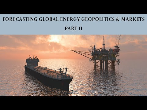 Geopolitics of Energy II: Russia & Saudi Arabia
