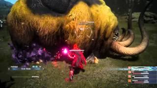 Final Fantasy XV - Video Anteprima - Gameplay ITA HD