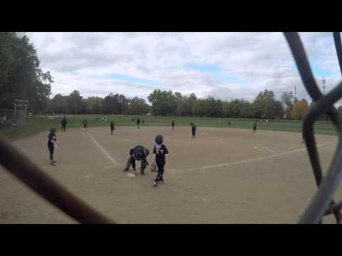Ohio Classics 04 vs Vipers 12u -- Pitch for the Cure -- 10/17/2015