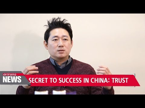 The importance of 'guanxi' in doing business in China