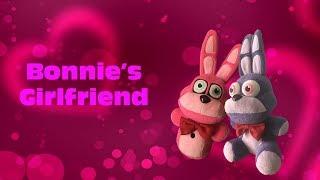 Fnaf Plush-Bonnie's Girlfriend