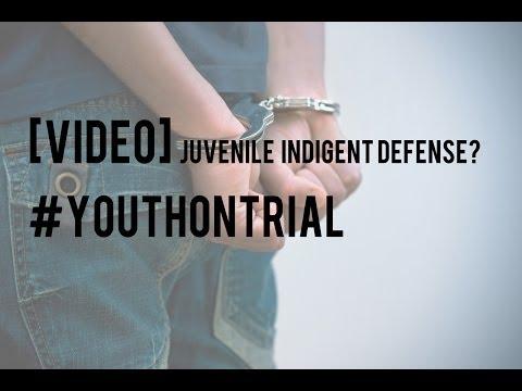 What is Juvenile Indigent Defense?