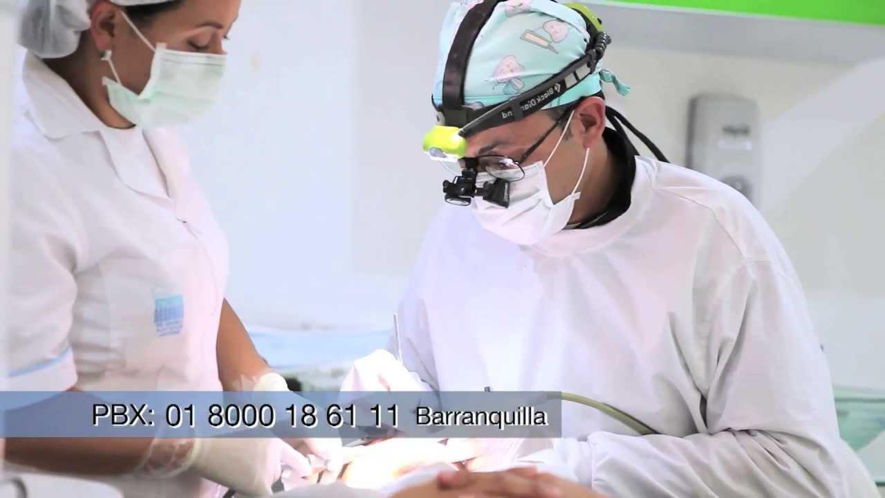 Odontología de Marlon Becerra - Video Institucional