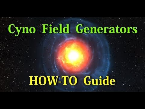 Cyno Field Generator Howto Guide - EVE Online