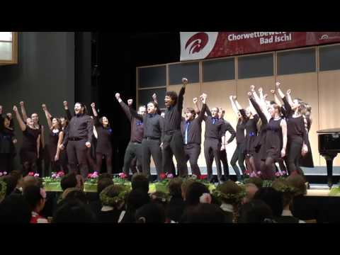 Grand Prize Competition - Chor der TU Wien - I Don't Care Who You Are
