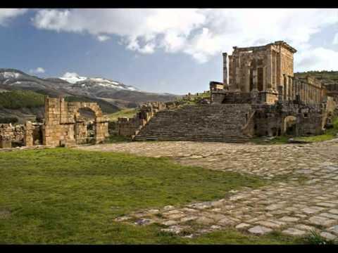 Algerian's Ruins