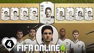 FIFA ONLINE 4: TEST HÀNG FO4 ICON Vs R. Baggio ICON Trong FO4 - ShopTayCam.com