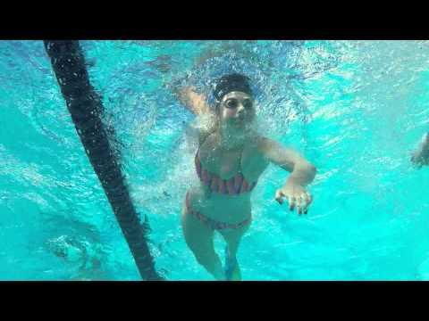 Huntington Beach High School Swim Practice