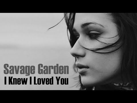 "Savage Garden ""I Knew I Loved You"" (Lyrical Video)"