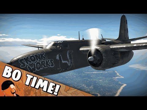 "War Thunder - A-20G-25 Havoc - ""Quick & Nimble!"""