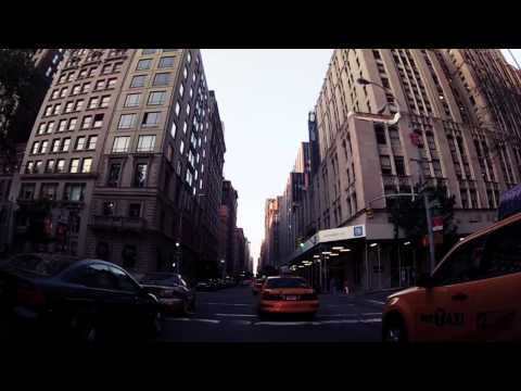 Cab Ride NYC 03: Trevor Nygaard - NYC Streets Are Strange