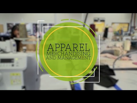 Apparel Merchandising and Management
