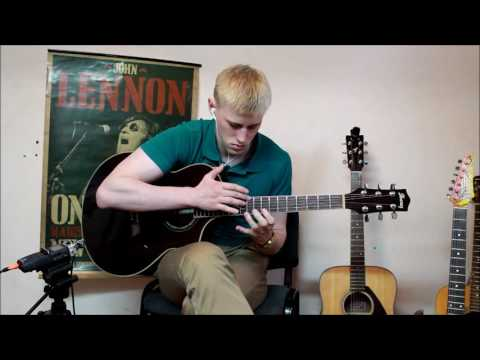 Gravity  (Sungha Jung cover)