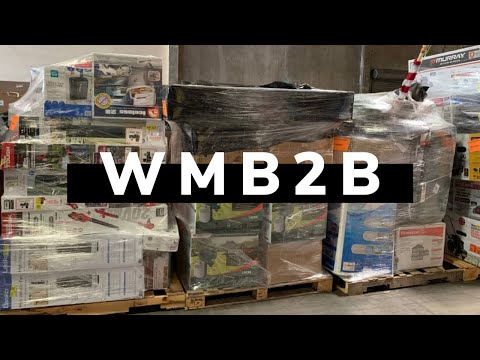 WM B2B Hard Goods General Merchandise Loads