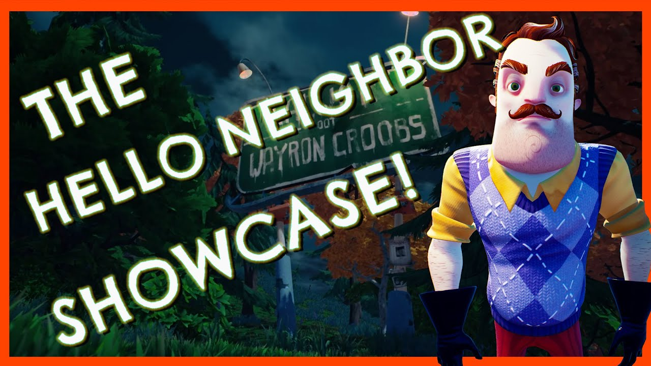 The Hello Neighbor Showcase Recap!
