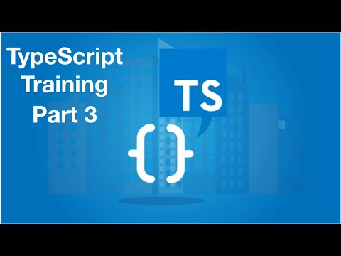 TypeScript Essential Training - Part 3 | TypeScript Tutorial | Everyday JavaScript thumbnail