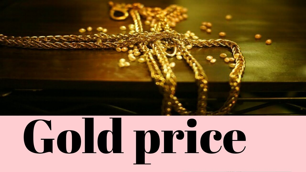 Gold Price In Hong Kong Today Rate