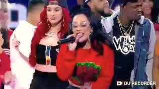Doja Cat 🌺 Tia Tamera Performance On MTV Wild And Out