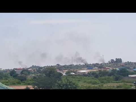 Juba Clashes near UNMISS 10July2016