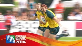 [HIGHLIGHTS] Australia 26-3 South Africa at Women