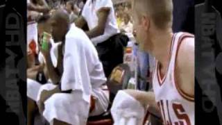 The silent assassins John Paxson(4th championship- Asst coach w/Bulls) Steve Kerr Robert Horry