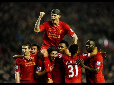 Liverpool FC - Best Moments 2013-14 (HD) - YouTube
