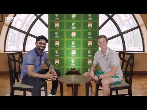Special Q&A: Steve Smith and Virat Kohli | Vodafone Test Series