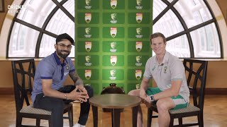 Special Q&A: Steve Smith and Virat Kohli | Vodafone Test Series
