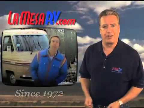 Throwback RV Commercial | La Mesa RV