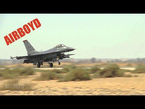 F-16 & F-18 Operations Jordan