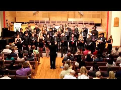 The Water is Wide, Arr. Craig Hella Johnson, The Mississauga Summer Chorale