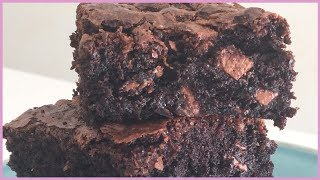 Brownies - 2018 Amazing & Fudgy (inspired by Gemma from Bigger, Bolder Baking)